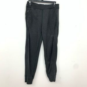 Lululemon women's  gray joggers pants size 6